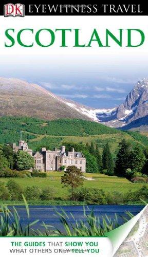Dk Eyewitness Travel Guide: Scotland front-320995