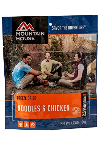 Mountain House Noodles & Chicken (Chicken House Kit compare prices)