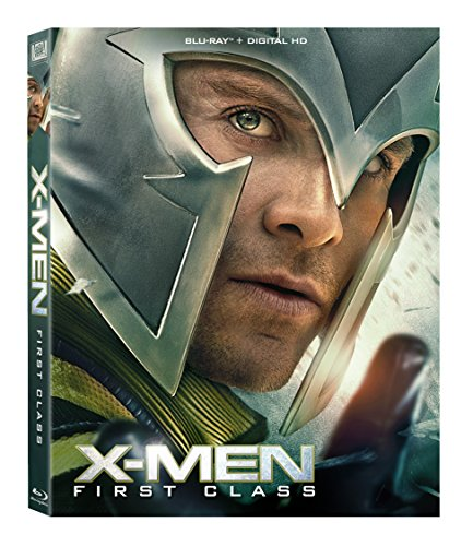 X-men: First Class Blu-ray Icons