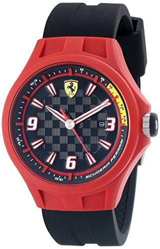 Ferrari De los hombres Analógico Casual Cuarzo Reloj 0830006