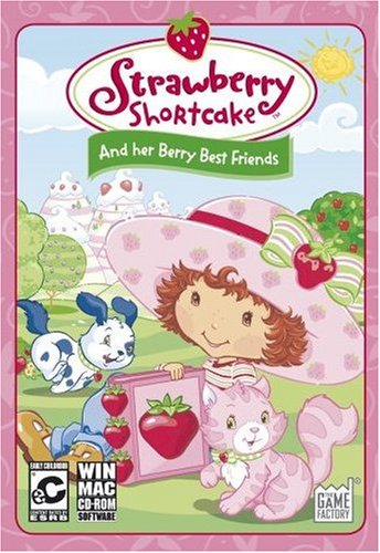 Strawberry Shortcake & Her Berry Best Friends Food, Beverages Tobacco ...