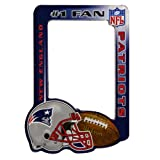 New England Patriots - #1 Fan Photo Frame Magnet at Amazon.com