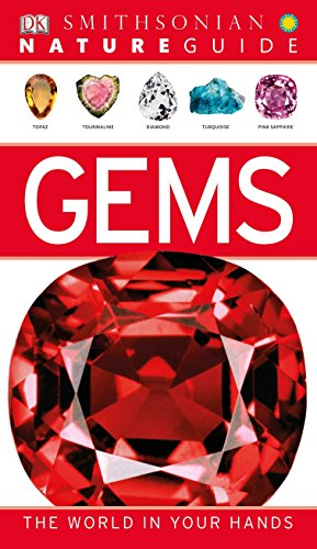 Nature Guide: Gems (Nature Guides) [DK Publishing] (Tapa Blanda)