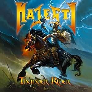 Thunder Rider (Limited Edition CD + DVD inkl. Bonustrack)