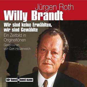 Willy Brandt Hörbuch