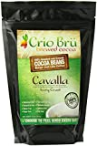 Crio Bru Ground Cocoa Beans, Cavalla Ivory Coast, 12 Ounce