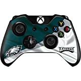 Skinit Philadelphia Eagles Xbox One Controller Skin - NFL Skin - Ultra Thin, Lightweight Vinyl Decal Protection