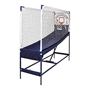 First Team Pop-A-Shot Premium Home Electronic Basketball Game by Pop A Shot