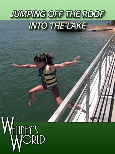 Jumping Off The Roof into The Lake