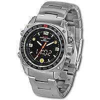 [MTMスペシャルオプス]MTM SPECIAL OPS 腕時計 サイレンサー SILENCER  シルバーサイレンサー MTM-991S メンズ [正規輸入品]