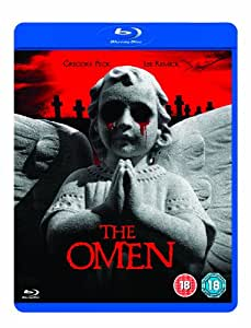 The Omen [Blu-ray] [1976]