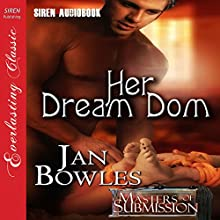 Her Dream Dom (       UNABRIDGED) by Jan Bowles Narrated by Audrey Lusk