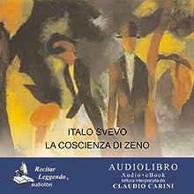La coscienza di Zeno (       UNABRIDGED) by Italo Svevo Narrated by Claudio Carini