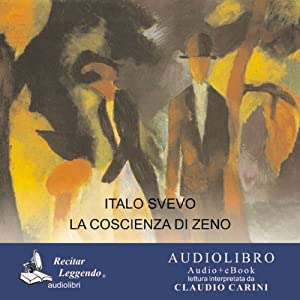 La coscienza di Zeno Audiobook
