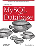 img - for Learning the MySQL Database book / textbook / text book