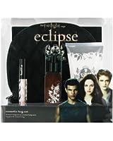 Twilight Saga Eclipse Cosmetic Bag Set Body Lotion Body Mist Lip Gloss