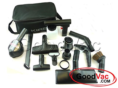 Kirby Attachment Caddy Tool Set 207016 for Avalir and Generation Kirby Vacuums (Color: Black)