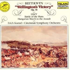 Kunzel/Cincinnati SO - Beethoven: Wellington's Victory/Liszt: Battle