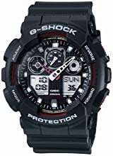 Comprar Casio Hombre Big Combi G-Shock Watch, Negro