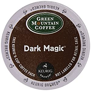 Green Mountain Coffee, Dark Magic (Extra Bold), K-Cup Portion Pack for Keurig Brewers 24-Count