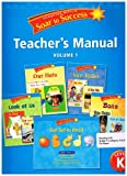 img - for Houghton Mifflin Soar to Success Teacher's Manual Volume 1 Level K book / textbook / text book