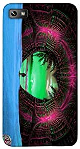 Timpax protective Armor Hard Bumper Back Case Cover. Multicolor printed on 3 Dimensional case with latest & finest graphic design art. Compatible with Black berry Z10 Design No : TDZ-26041