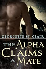 Blue Moon Shifters:  The Alpha Claims A Mate (A BBW Paranormal Romance)