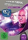 Star Trek - Next Generation - Season 4.1 (3 DVDs)