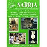 NARRIA. NUMS. 41-42-43-44. PROVINCIA DE MADRID. COMARCAS DE NAVALCARNERO Y SAN MARTIN DE VALDEIGLESIAS.