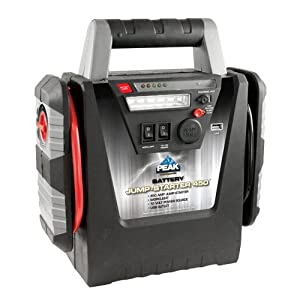 Peak PKC0AZ 450 Amp Jump Starter from Peak