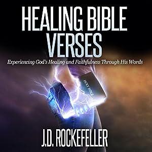 Healing Bible Verses Audiobook