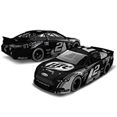 Buy Action Racing Collectibles Brad Keselowski '13 Miller Lite #2 1:24 Scale Stealth Die-Cast Ford Fusion by Action