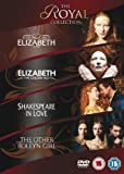 The Royal Collection - 4-DVD Box Set ( Elizabeth / Elizabeth: The Golden Age / Shakespeare in Love / The Other Boleyn Girl ) ( Elizabeth: The Virgin Queen / Elizabeth - L'�ge d'or [ NON-USA FORMAT, PAL, Reg.2.4 Import - United Kingdom ]