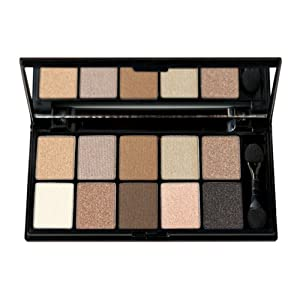 Nyx Cosmetics Eye Shadow Palette 10 Color