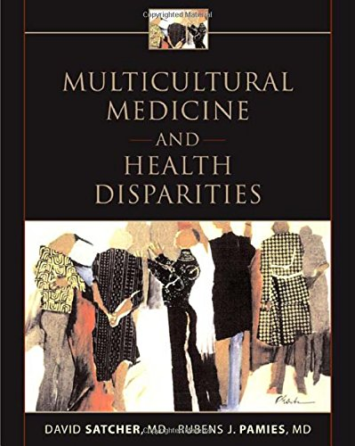 Multicultural Medicine And Health Disparities front-74762