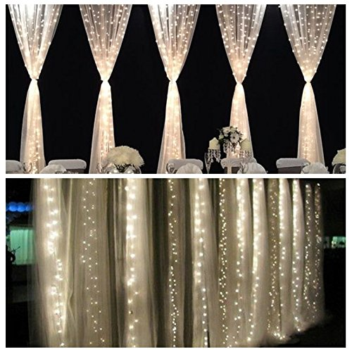 fefe crystal led lights string decorating