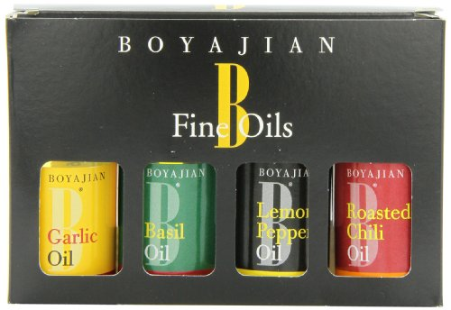 Boyajian Mini Olive Oil Set (Pack of 3)