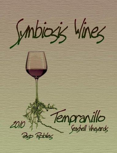 2010 Symbiosis Paso Robles Tempranillo 750 Ml