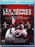 Verdi: Les vepres siciliennes [Blu-ray]