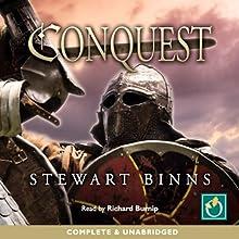 Conquest   Livre audio Auteur(s) : Stewart Binns Narrateur(s) : Richard Burnip