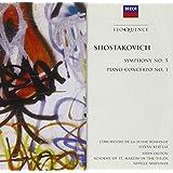 Shostakovich: Symphony No. 5 / Piano Concerto No.1