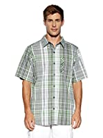 Columbia Camisa Fayette (Verde / Gris)