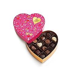 Godiva Chocolatier Valentines Day Heart Box