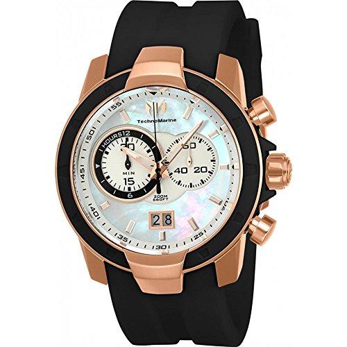 technomarine-uf6-homme-45mm-bracelet-silicone-noir-boitier-acier-inoxydable-quartz-montre-tm-615010