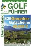 Golf Führer Deutschland 2014/2015
