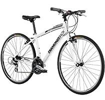 Diamondback Bicycles 2014 Insight 1 Performance Hybrid Bike (700cm Wheels), 16-Inch, White