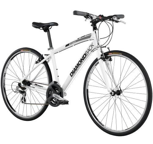 Diamondback Bicycles 2014 Insight 1 Performance Hybrid Bike With