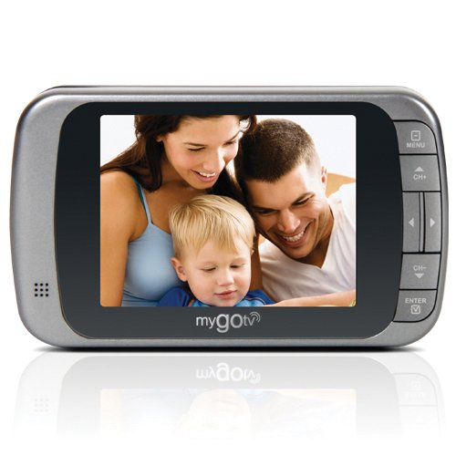 Innovative DTV Solutions DHT235D 3.5-Inch LCD Pocket Digital TV