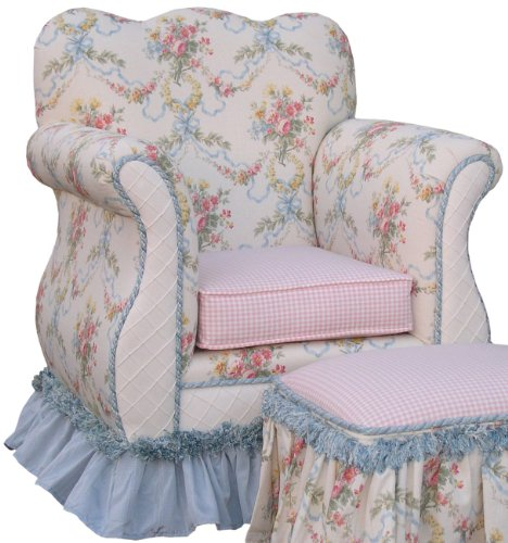 Glider Rocker Upholstered back-1070255