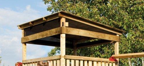 WINNETOO Giga Pult Dach Holz günstig online kaufen